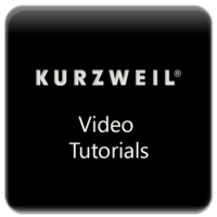 Kurzweil Video Tutorial Button